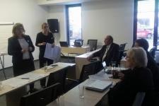 Discussion of the workshop participants