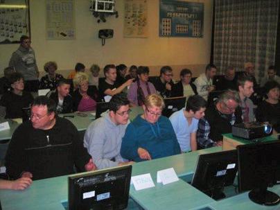 Informatikai oktatás a Kandó Kálmán Szakközépiskolában
